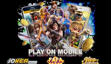 Joker123 Situs Game Casino Online Indonesia
